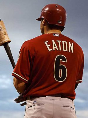 Adam Eaton on deck