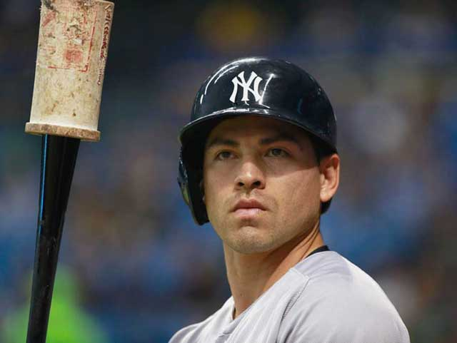 Jacoby Ellsbury on deck