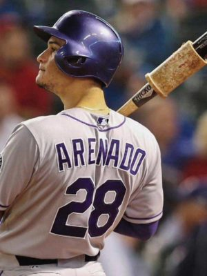 Nolan Arenado on deck