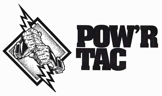 Pow'r Tac Logo